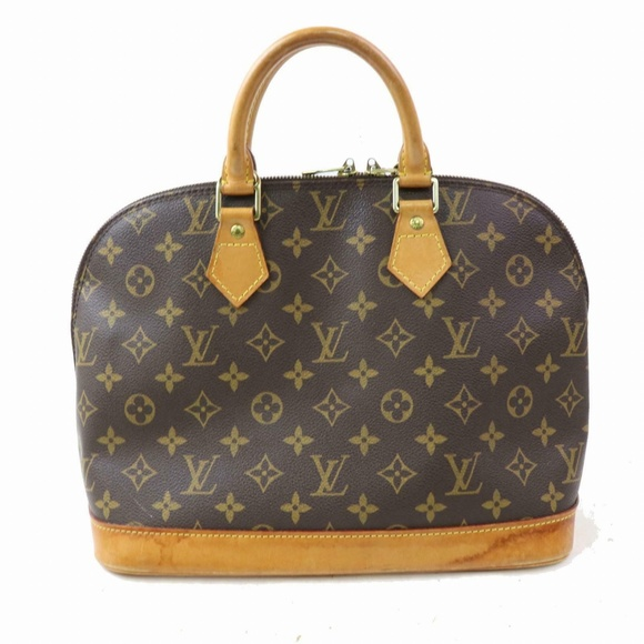Louis Vuitton Handbags - Auth Louis Vuitton Alma Hand Bag #1408L18